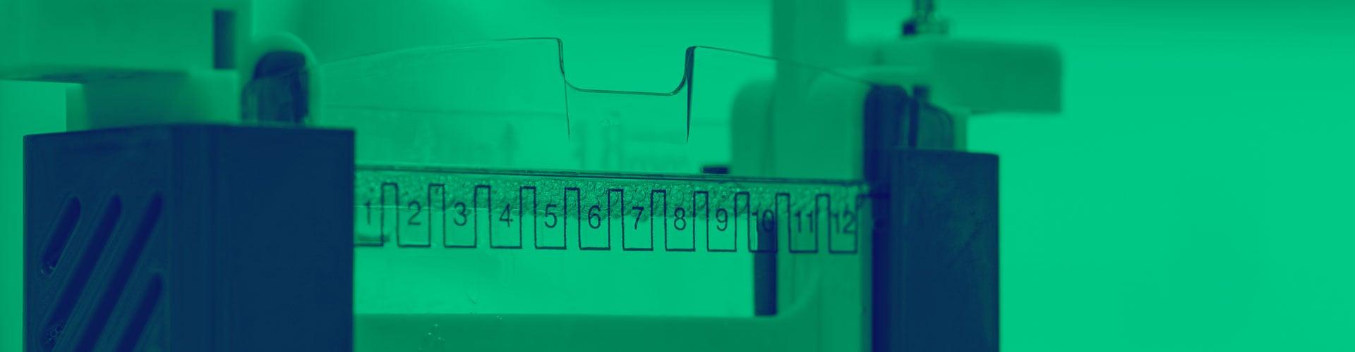 SDS-polyacrylamide gel electrophoresis